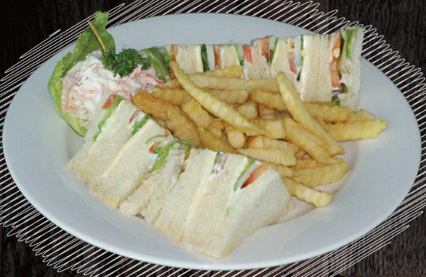 "<span style=""color: #F6931B;"">Classic Sandwich</span>"